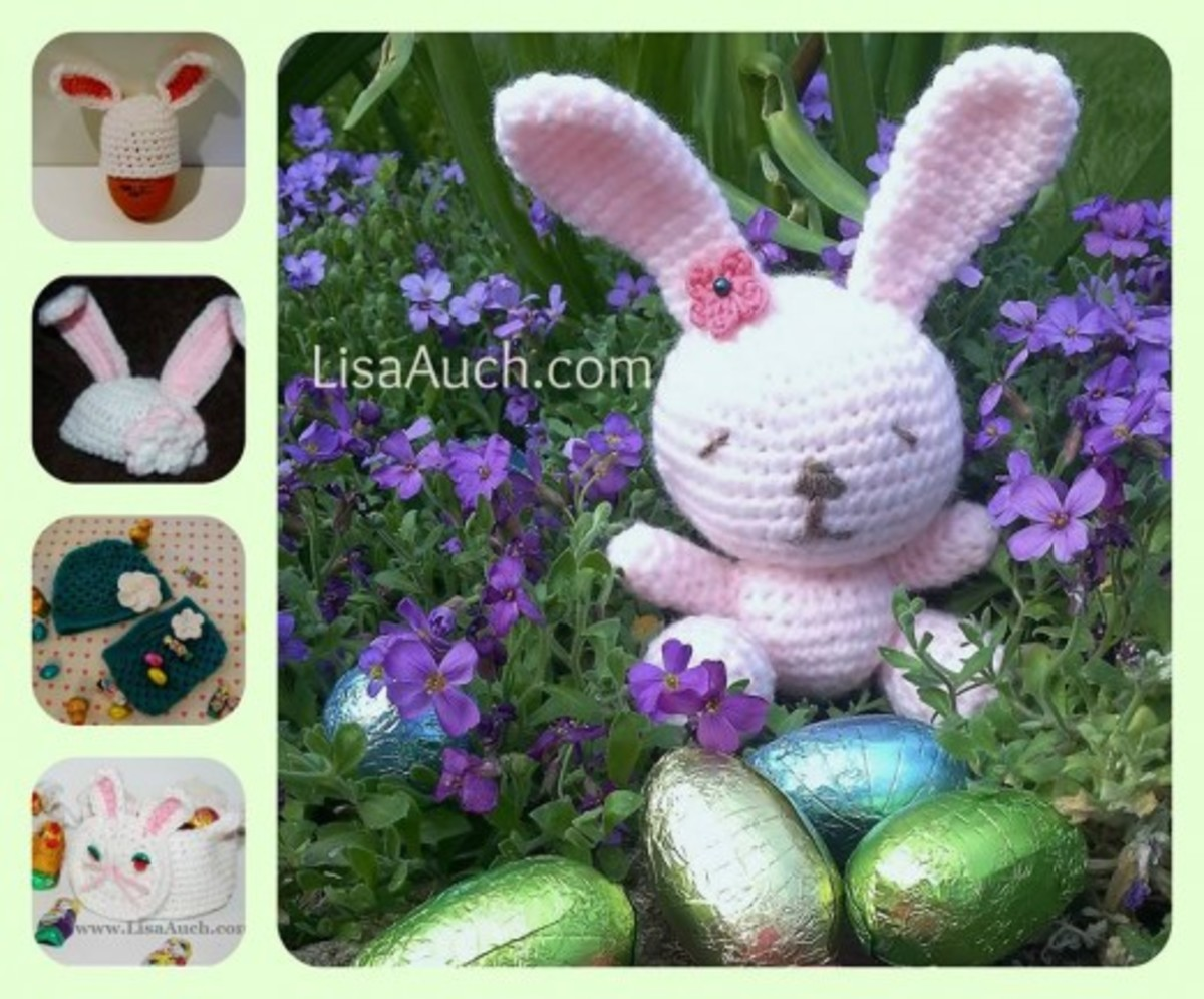 Some of my Easter creations