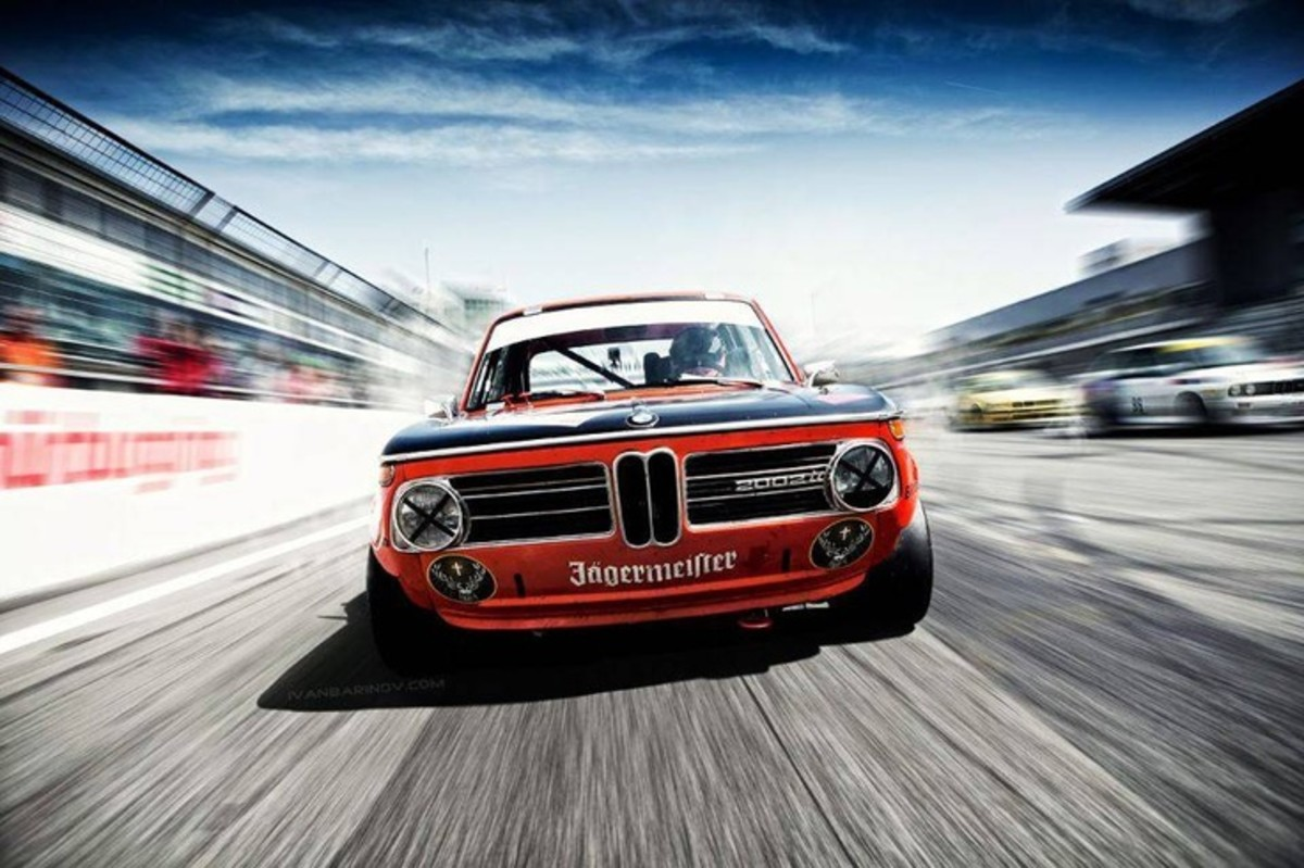 The best BMW of all time - the BMW 2002