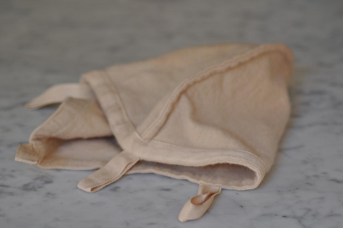 Wool jelly bag. Image: © Siu Ling Hui