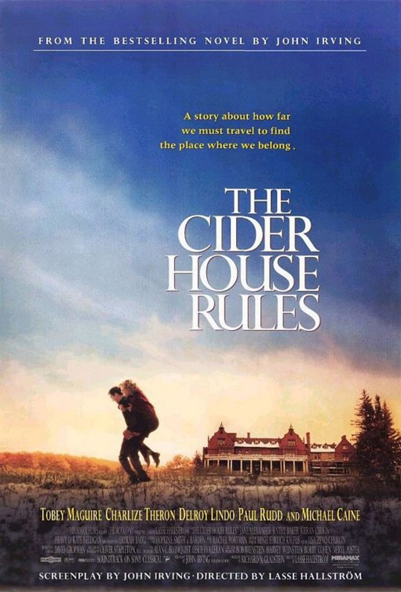"""reflection on the movie the cider Reflections of the movie """"the cider house rules"""" by bernice h hill, phd for  some reason this movie would not leave me alone i was still."""