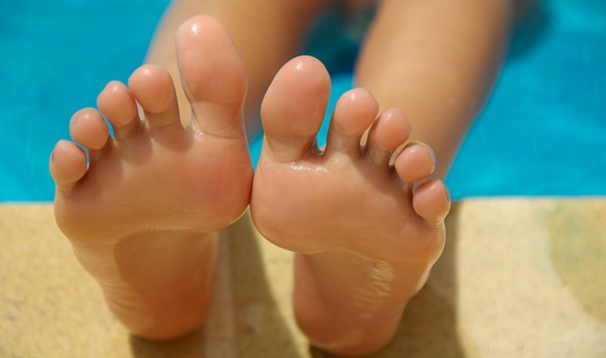 Taking good care of your feet can prevent Athlete's Foot