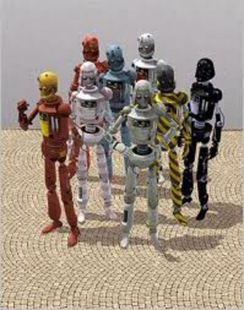 Robots and robot building in The Sims 3 | HubPages