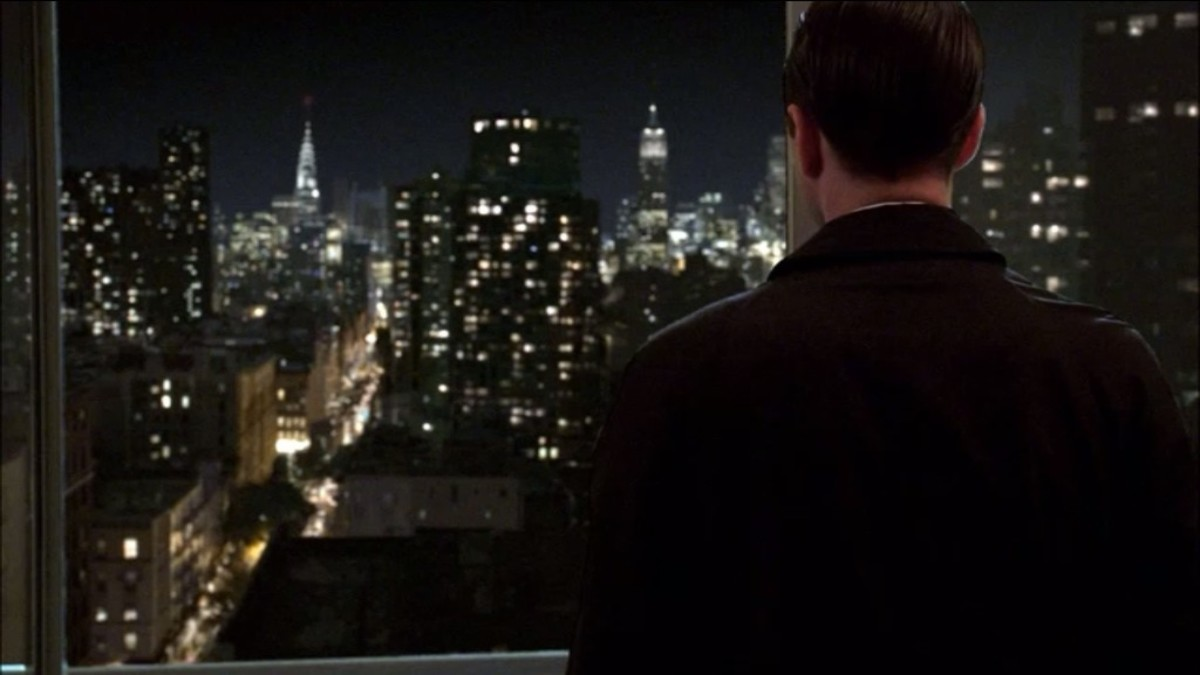 "Pete's view of Manhattan in ""New Amsterdam"""