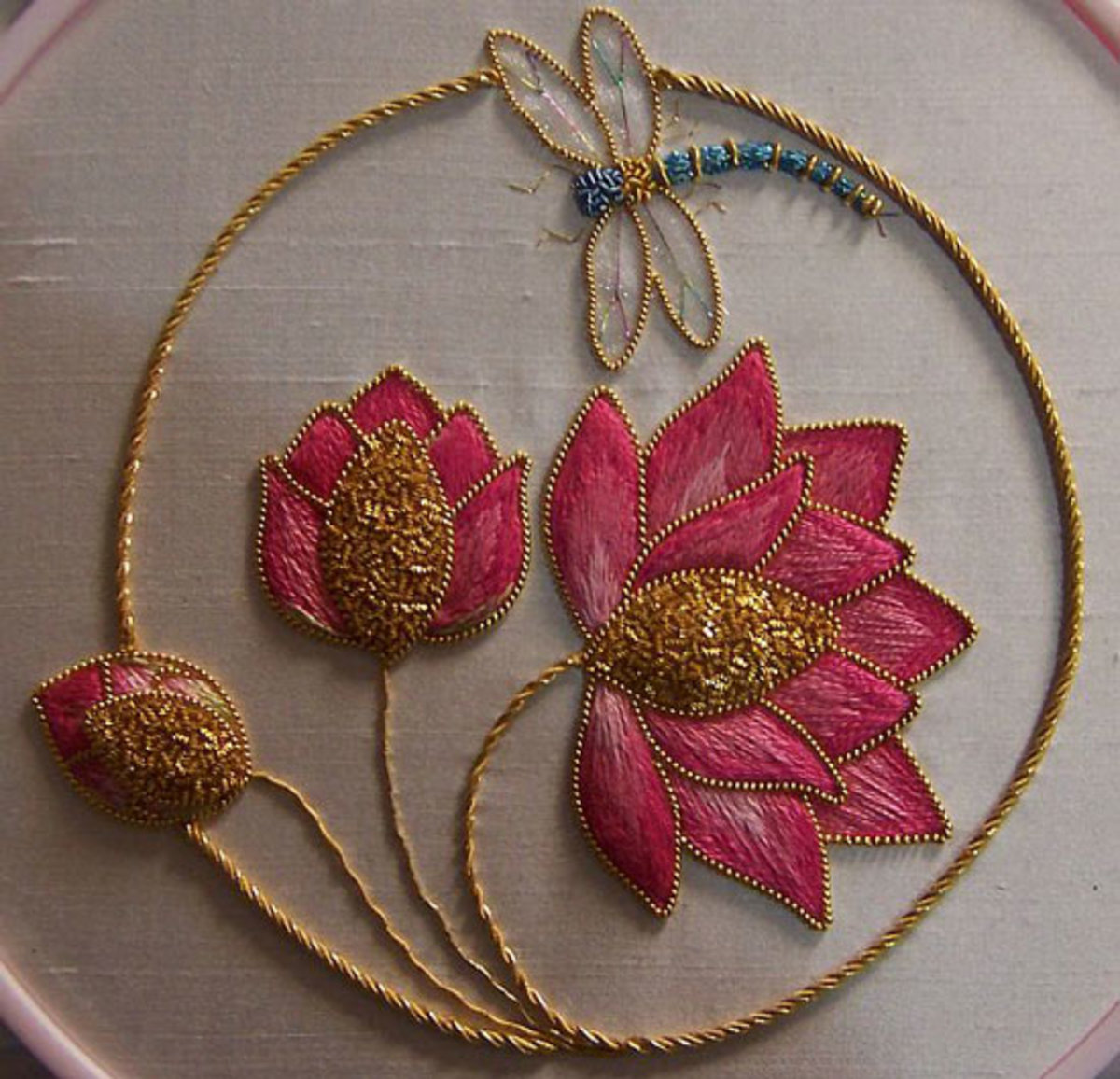 Embroidery of India: The Symbols, Motifs, and Colors