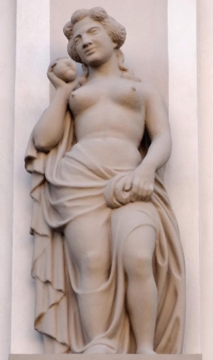 Eris - Goddess of Strife