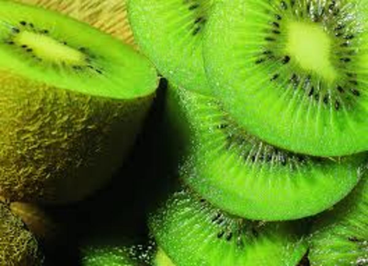 The Health Benefits of Kiwi