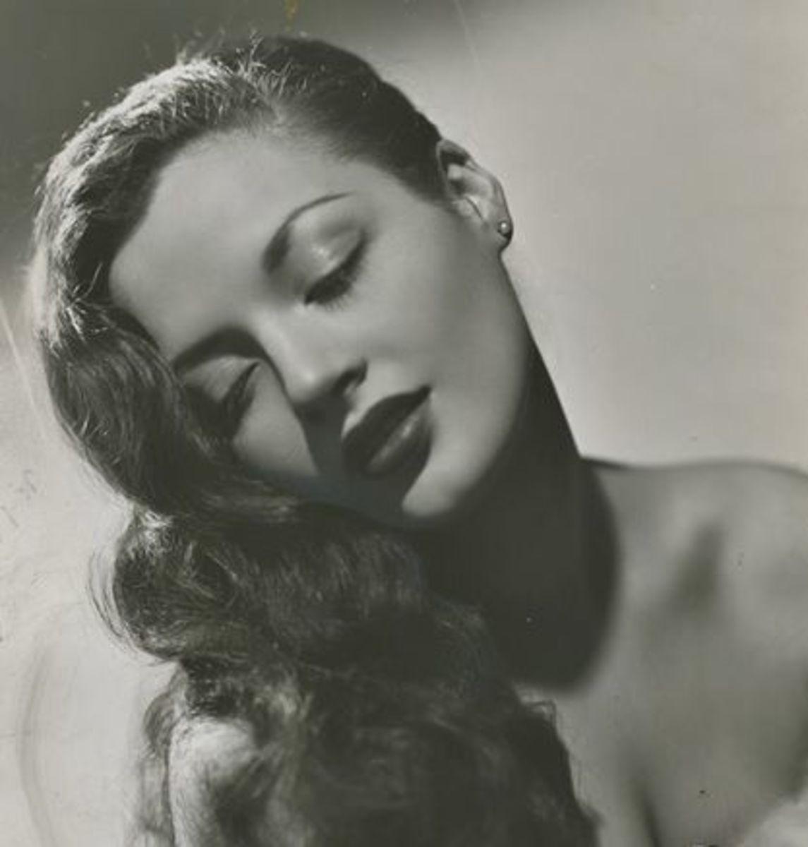 Lahoma Willingham-Fritt _ Chickasaw_ Circa 1950