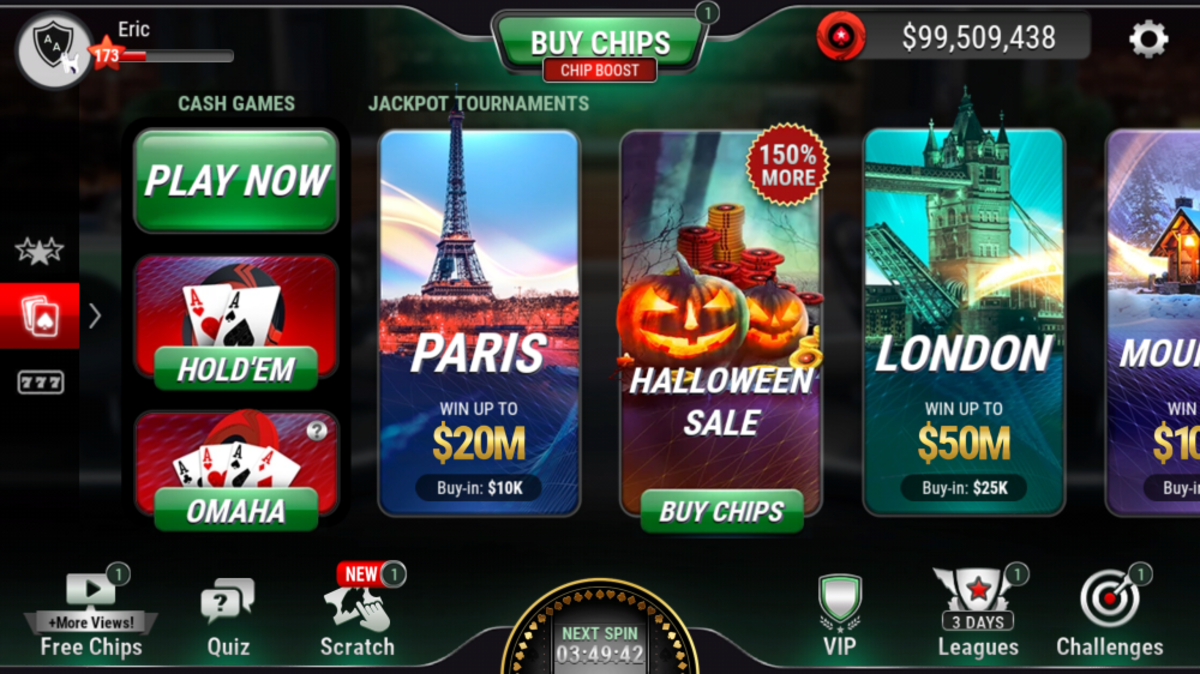 How To Get Free Chips In Poker Stars Play Levelskip Video Games