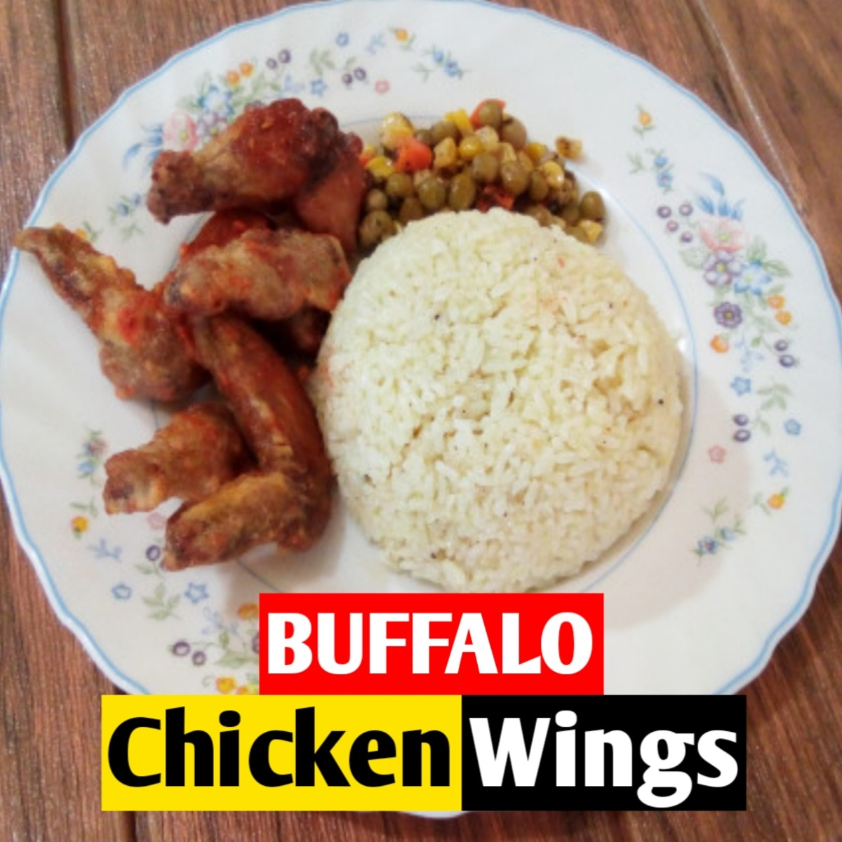 How to Cook Buffalo Chicken Wings Using Two-Ingredient Buffalo Sauce