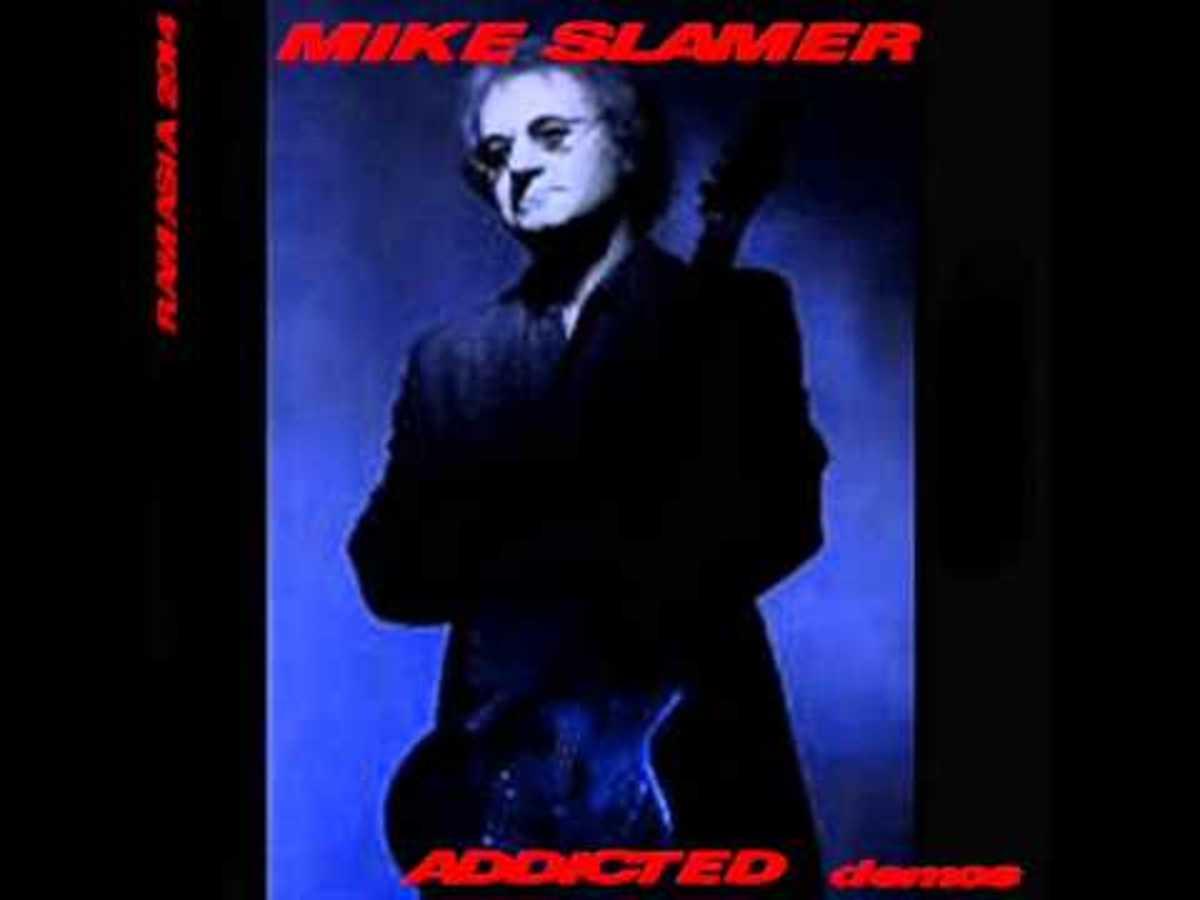 Mike Slamer
