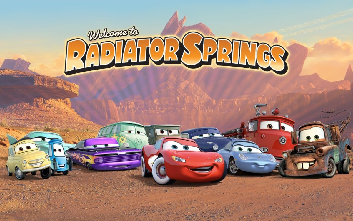 Lightening McQueen: He Makes Mistakes but Learns From Them