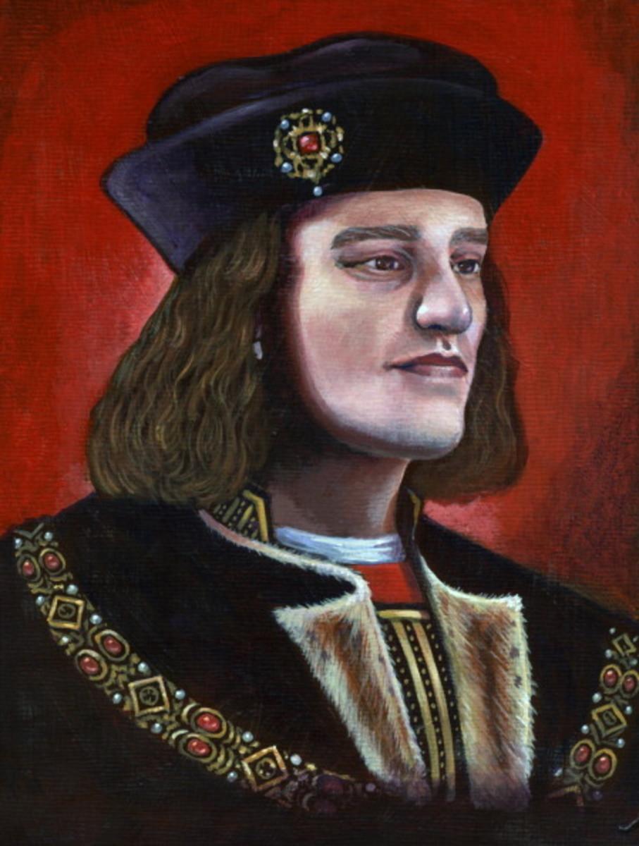 Richard III contemporary image