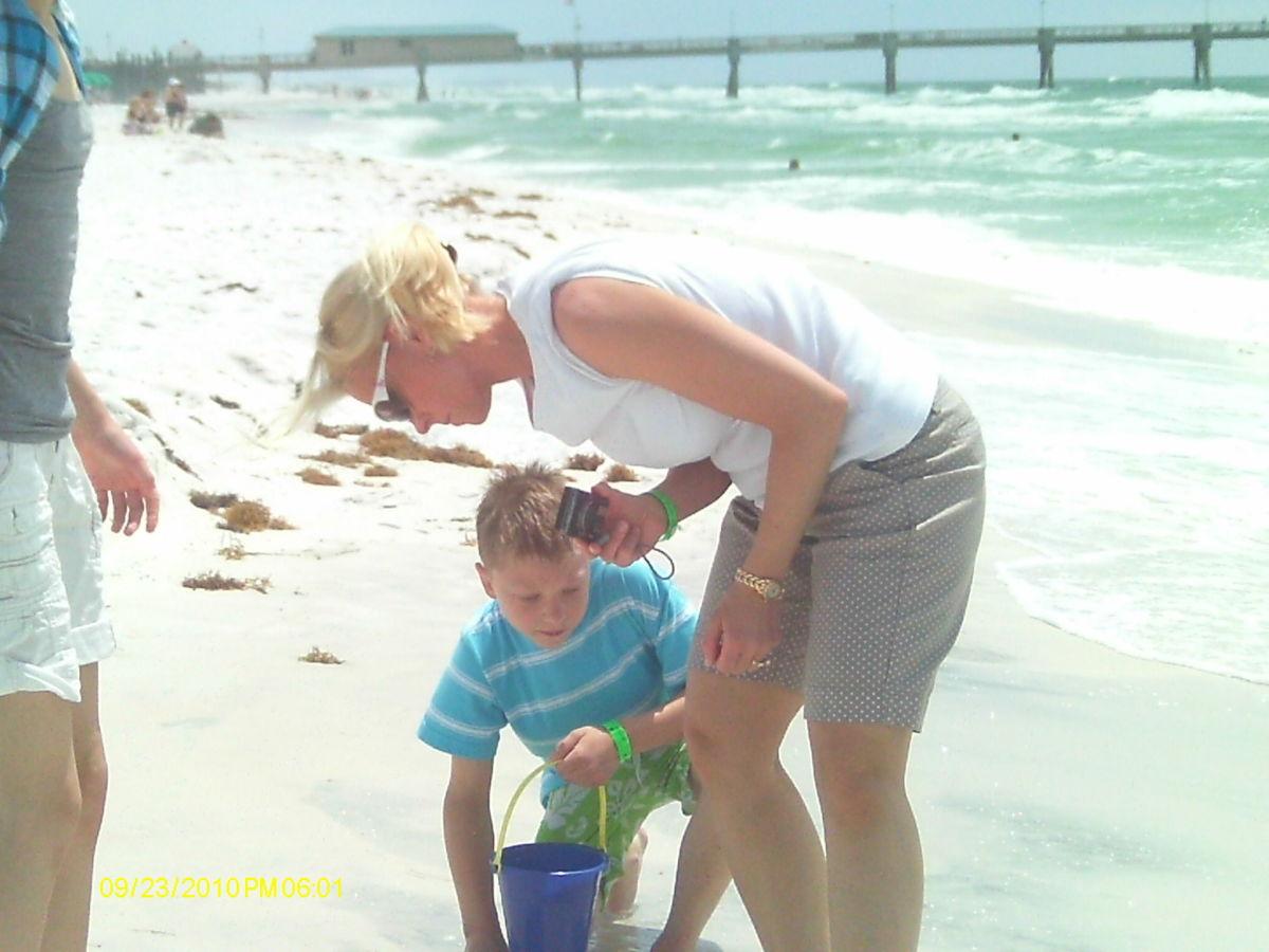 Beachcombing