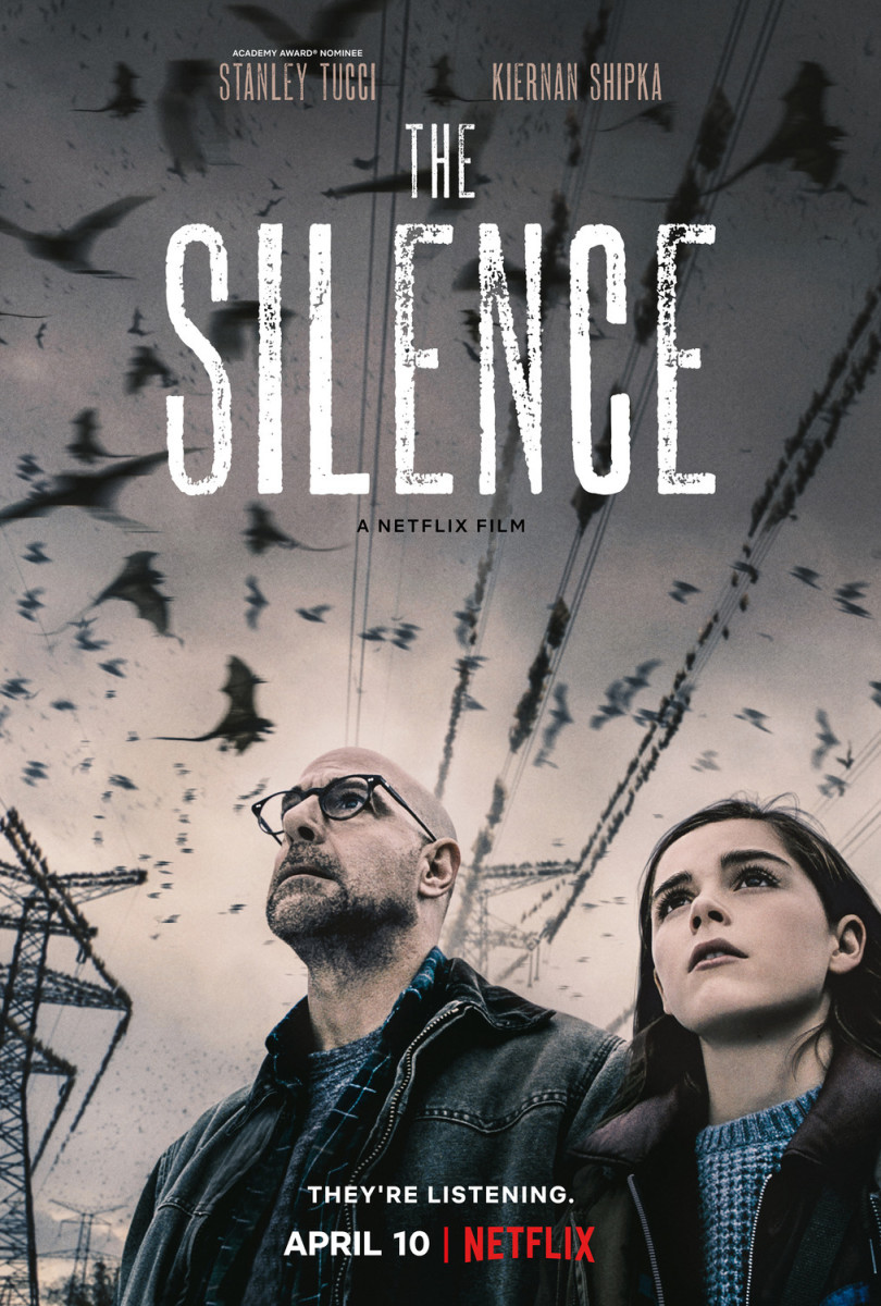 "2020 Netflix Halloween Countdown: ""The Silence"""