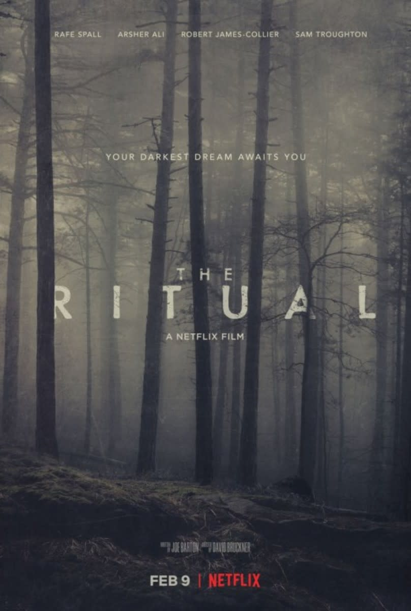 Netflix Release: 2/9/2018