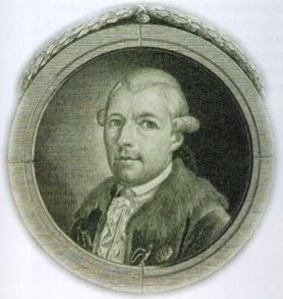 Adam Weishaupt. Bavarian Illuminati founder