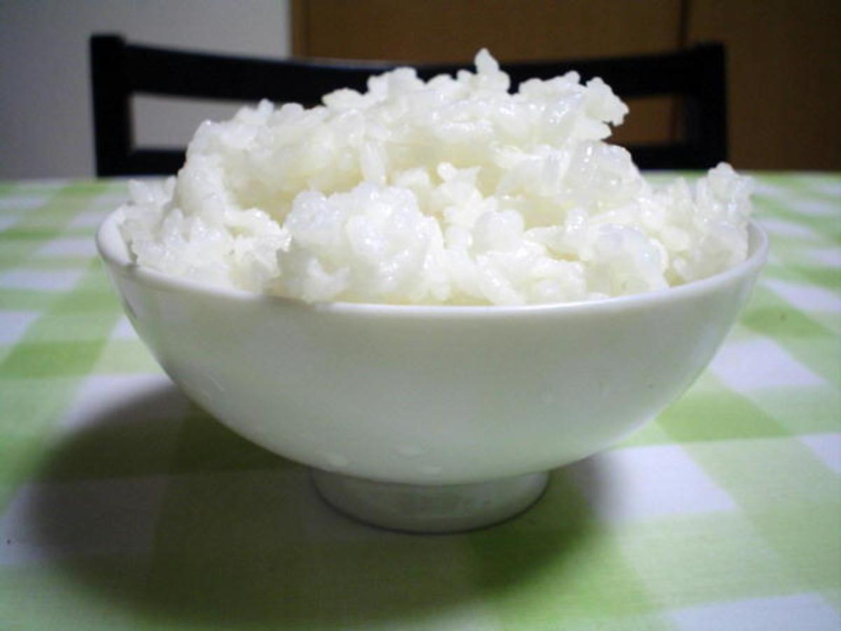 Sushi Meshi/Shari Rice
