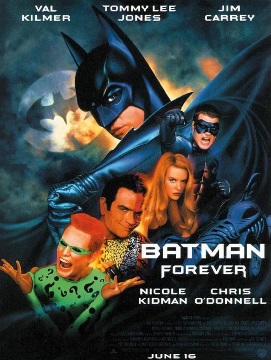 Batman Forever (1995) poster