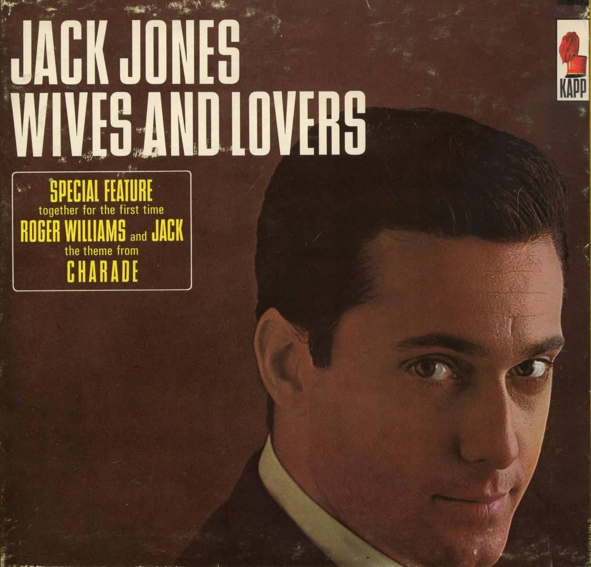 Jack Jones- There's something of a Don Draper about him, aint there?