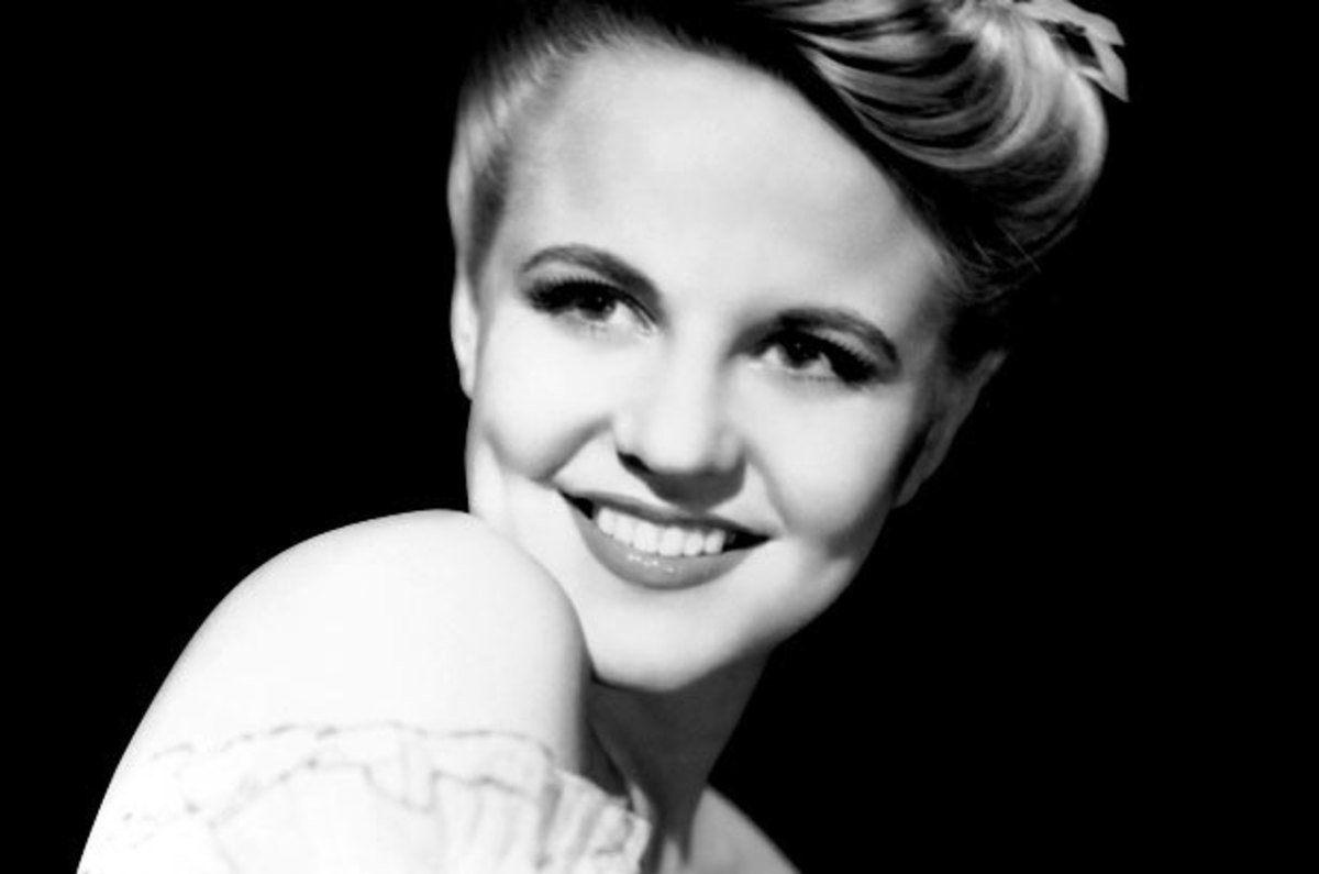 Peggy Lee recorded the song for her album 'Pretty eyes' in 1960