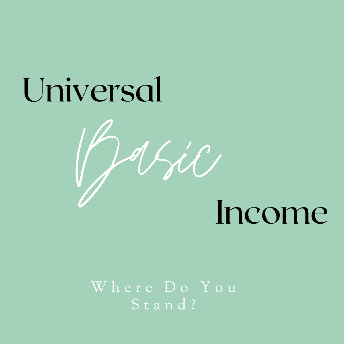 Universal Basic Income, or UBI, as an idea has been picking up a lot of steam lately. As with any revolutionary idea, there are supporters and there are detractors. Learn the facts about UBI!