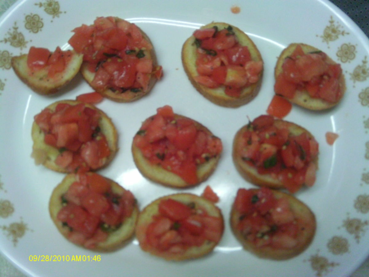 Easy Family Recipes: Summer Appetizers