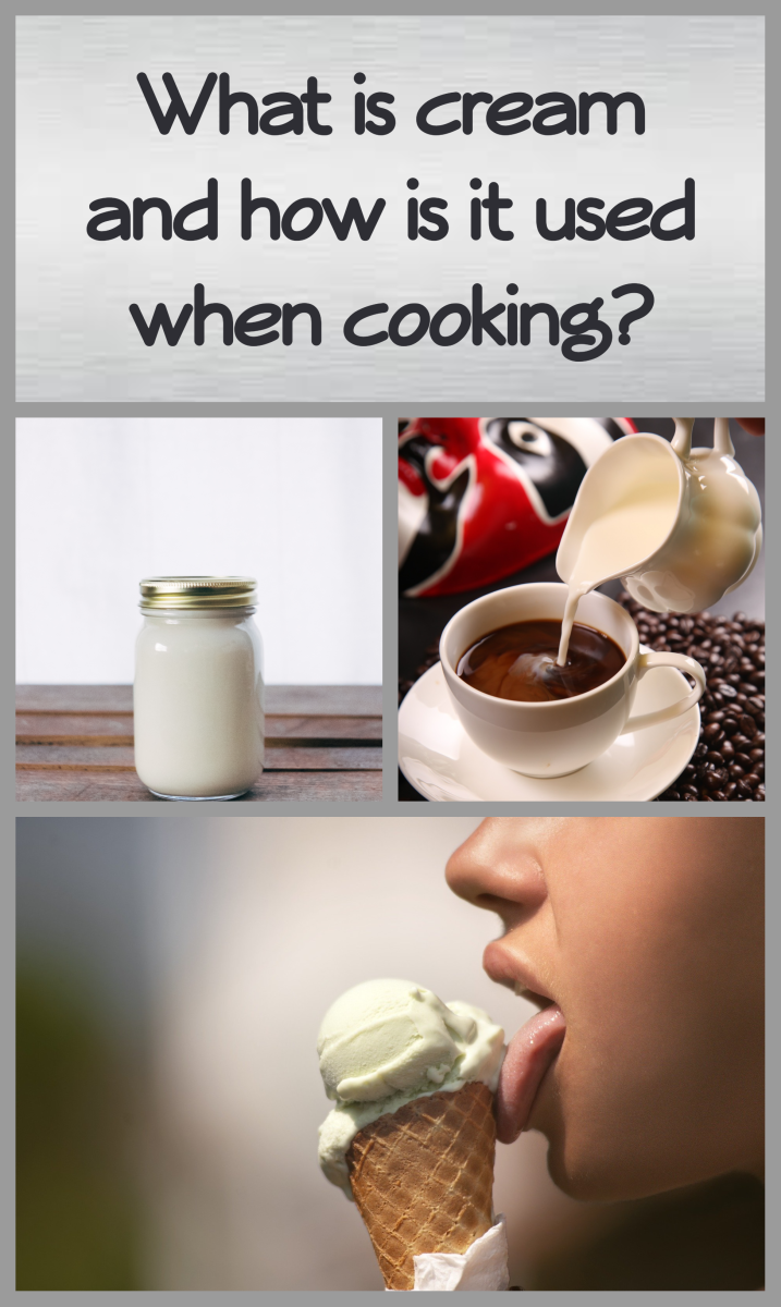 Cooking With Cream: What Is It and What Are the Different Types?