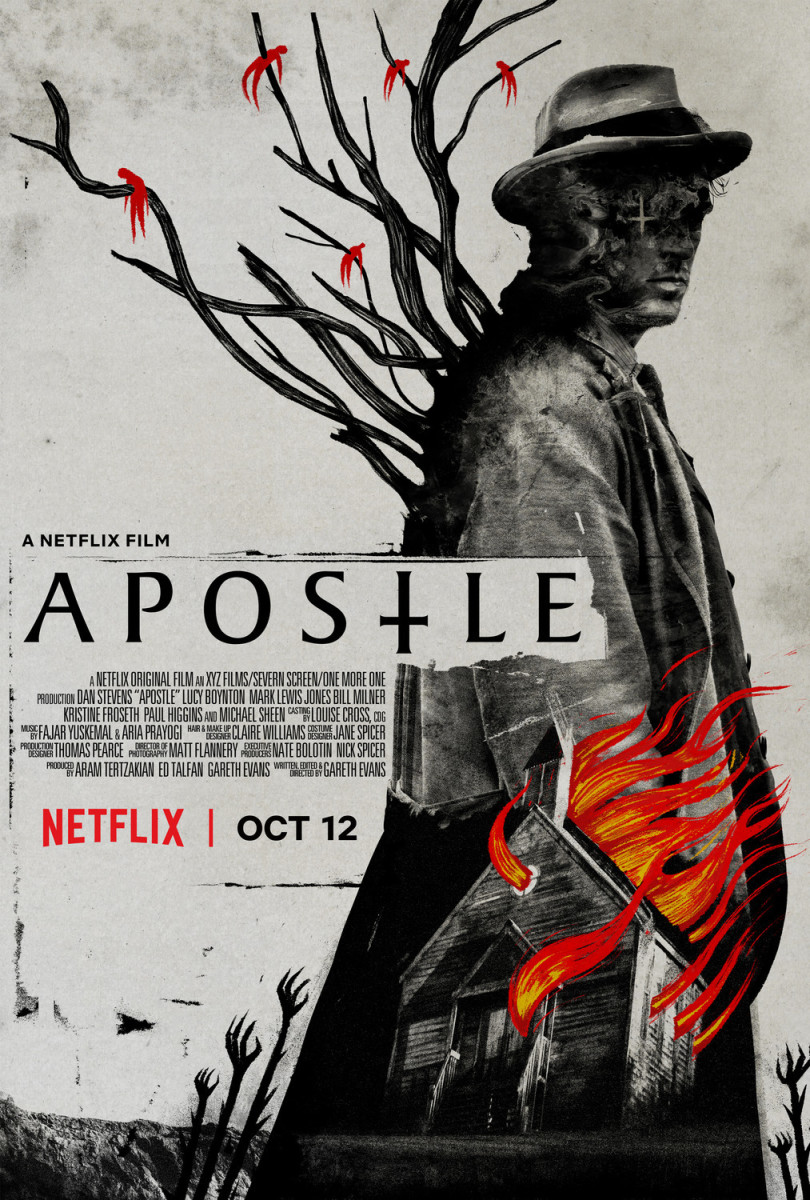 "2020 Netflix Halloween Countdown: ""Apostle"""