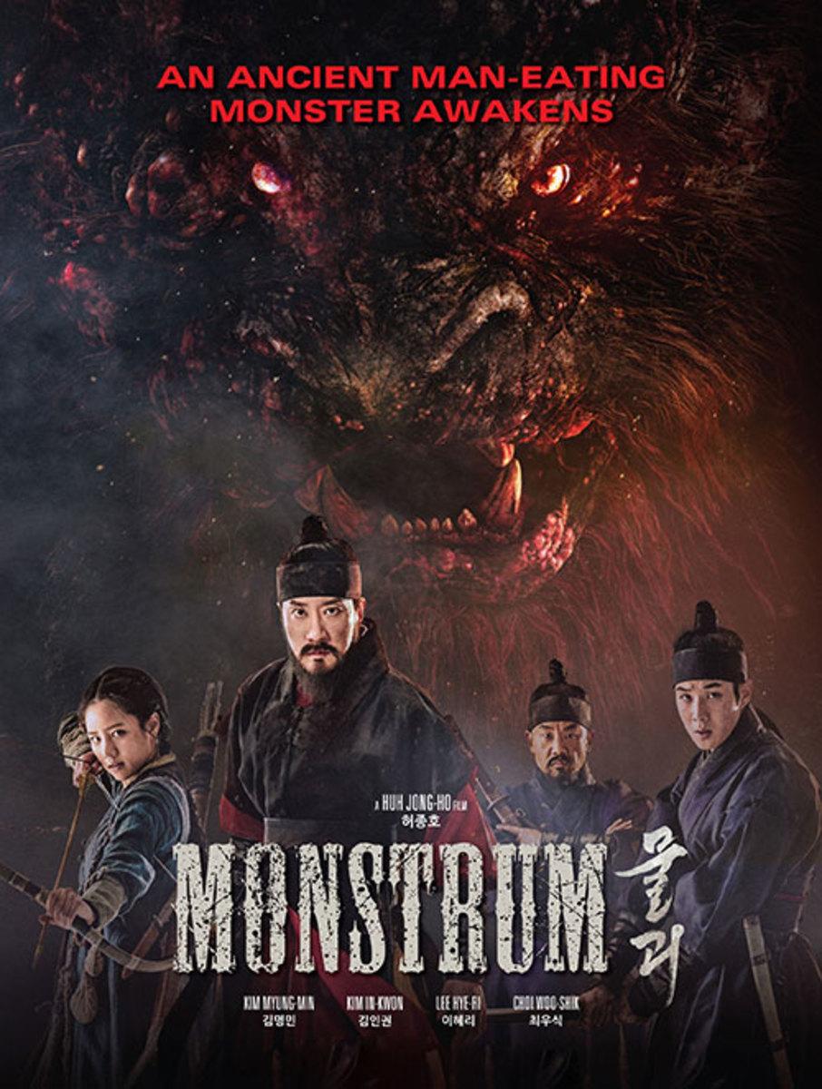 Monstrum (2018) Movie Review