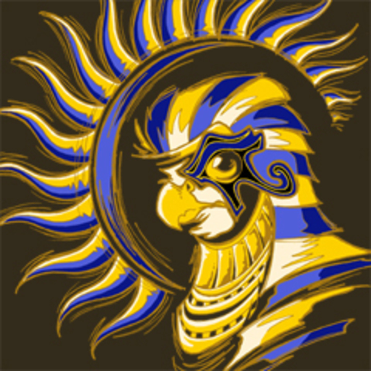 Egyptian Sun God, Re