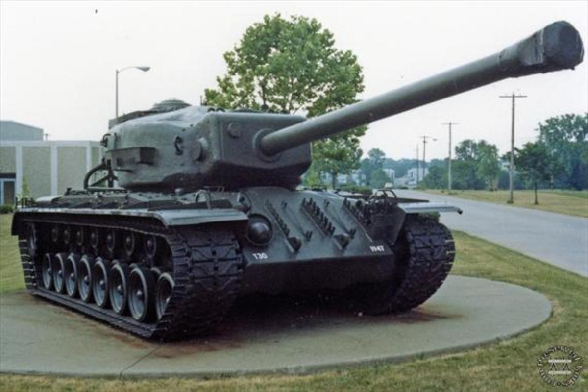 World of Tanks: The American T34 Premium Heavy Tank - Hull ...