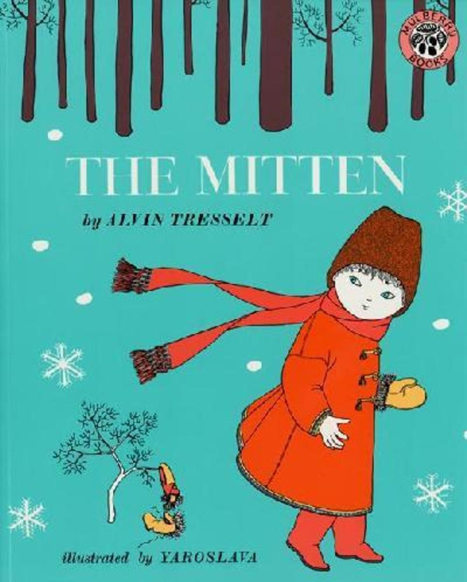 The Mitten by Alvin Tressalt