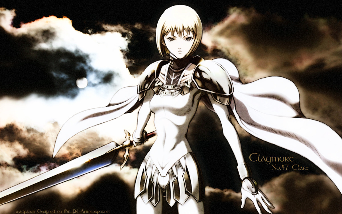 Memorable Claymore Characters: My Top 10
