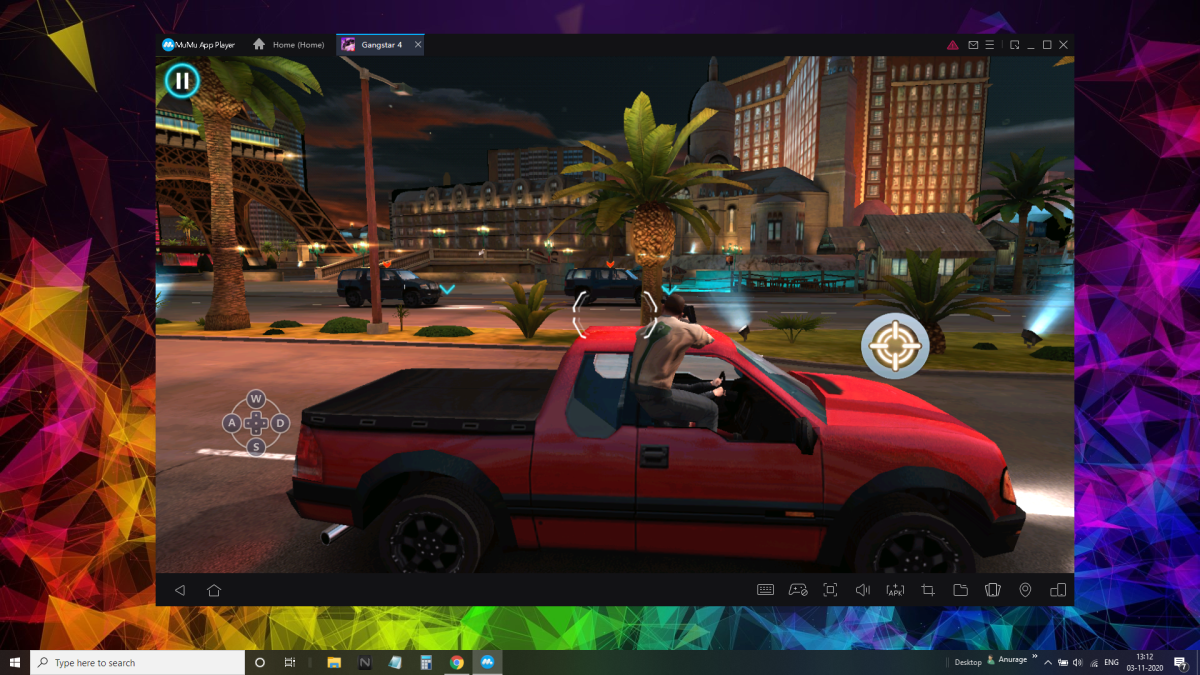 Gangstar Vegas on MuMu App Player