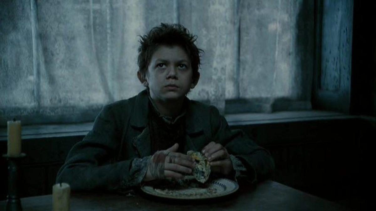Ed Sanders as Toby.