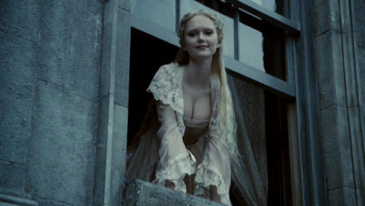 Jayne Wisener  as Johanna.