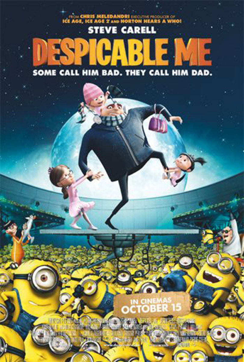 "Poster for ""Despicable Me"""