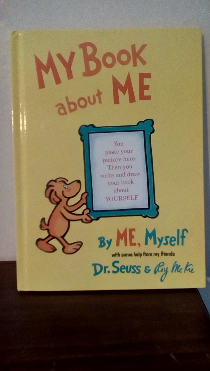 Your child can complete a keepsake story about themselves