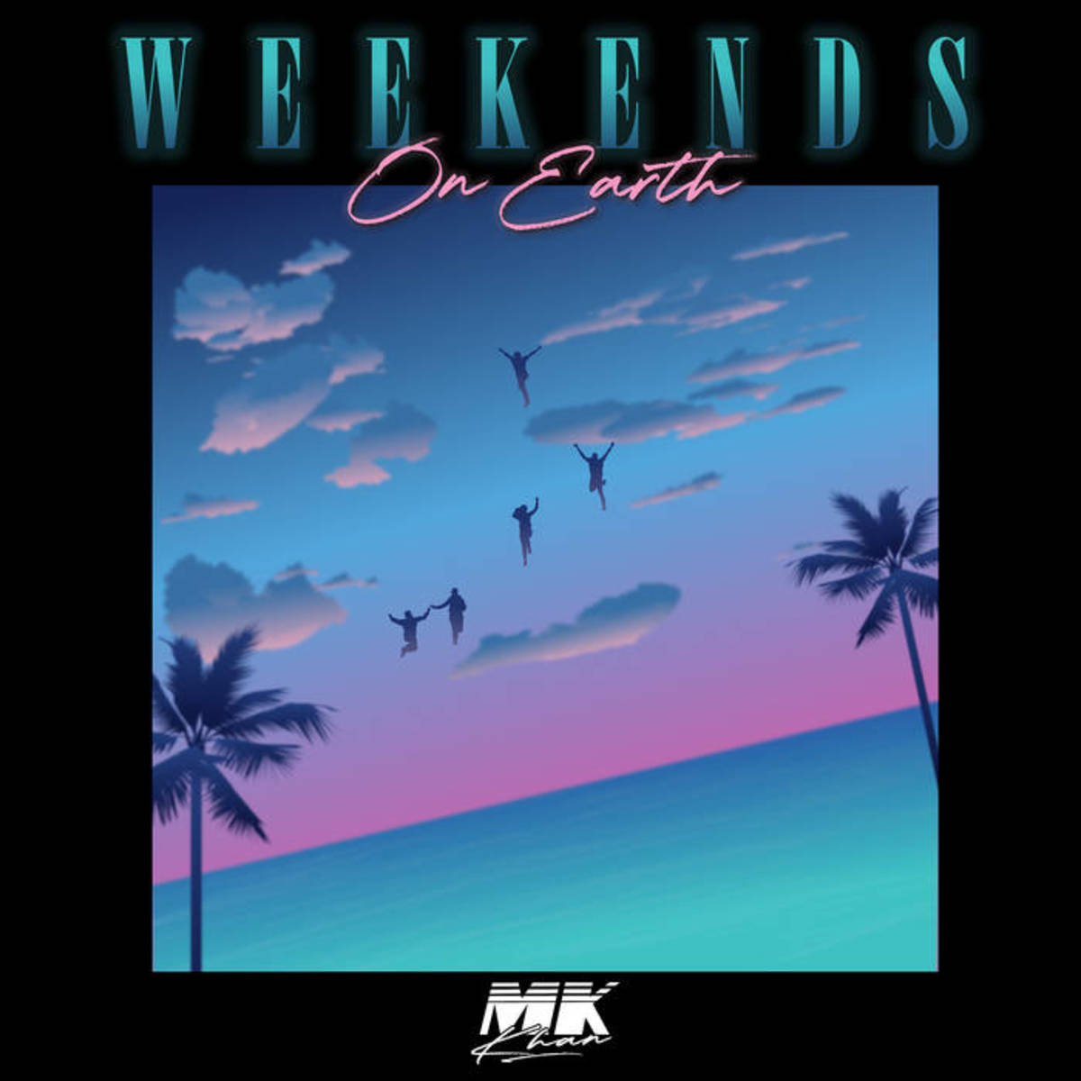 synth-album-review-weekends-on-earth-by-mk-khan
