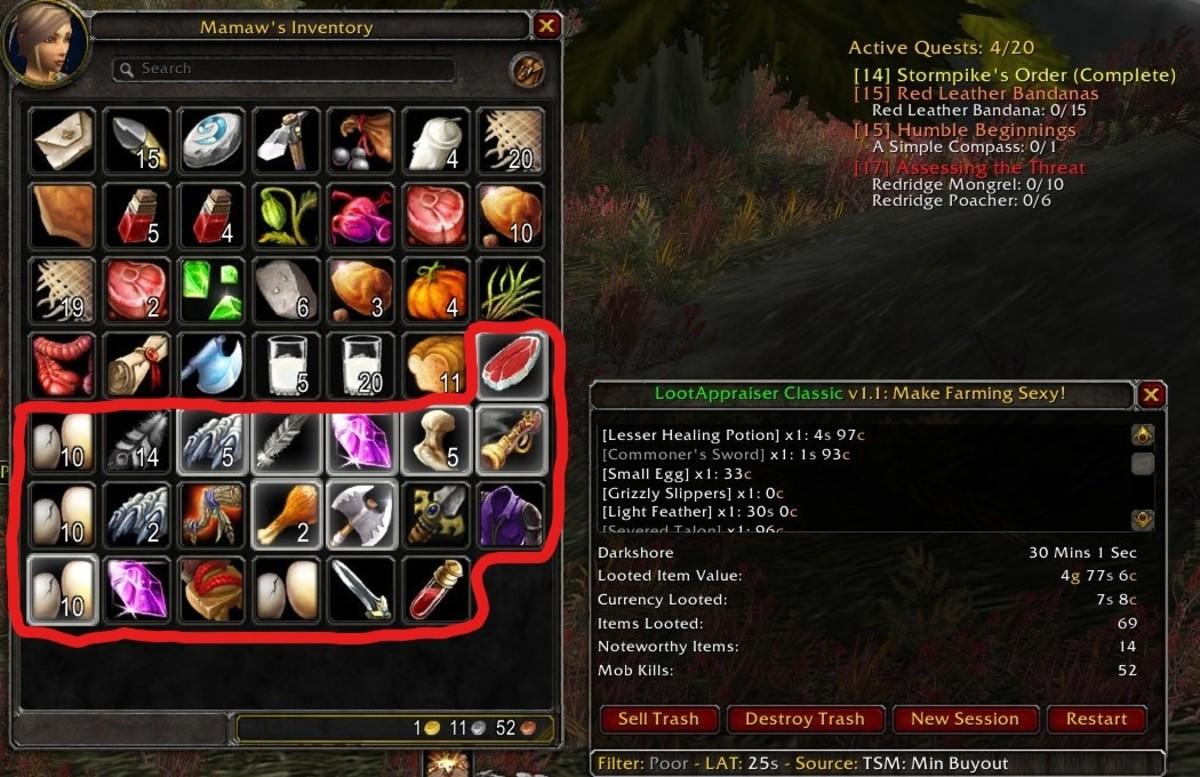 level-12-light-feather-farm-avg-4g-50shour-world-of-warcraft-classic