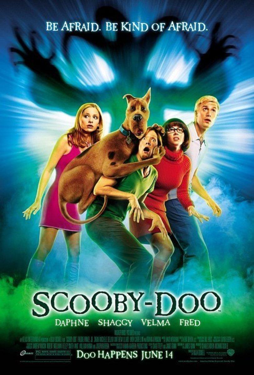"""Scooby-Doo (2002)"" Poster"