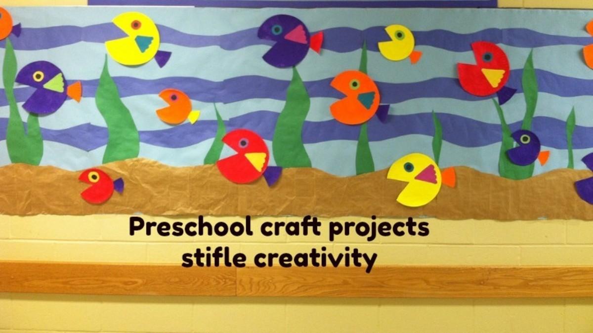 5 Ways Your Child's Preschool Is Stifling Their Creativity