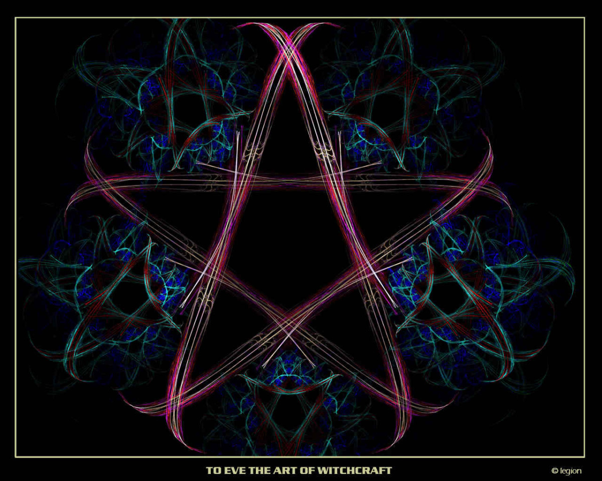 Wiccan Art | RM.