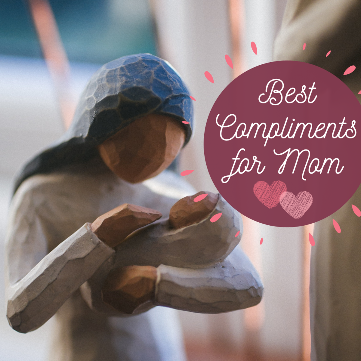 Get more than 100 ideas for the best, sweetest, nicest, kindest, and most creative things you can say to let your mom know how much you appreciate her.