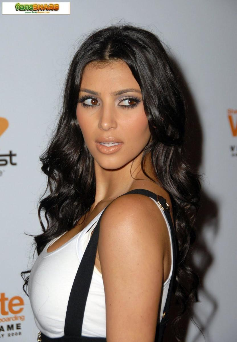 Does Kim Kardashian Use Hair Vitamins or Haircare Products?