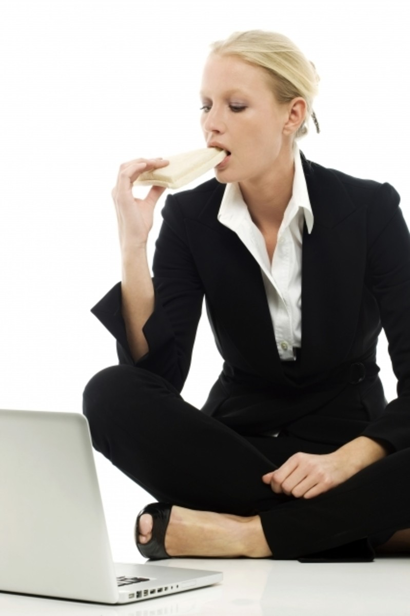 5 Ways to Turn Down Lunch with Coworkers