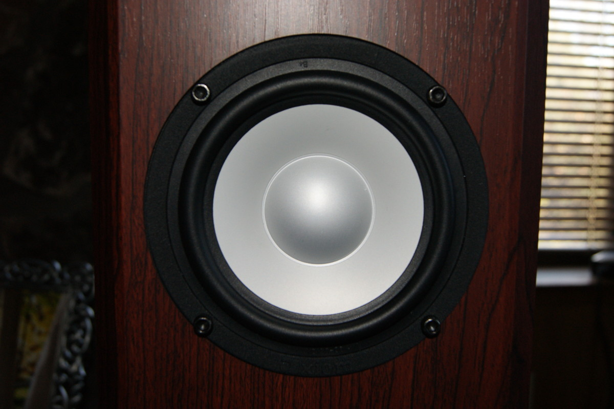 Axiom M22 Woofer X2 v.4