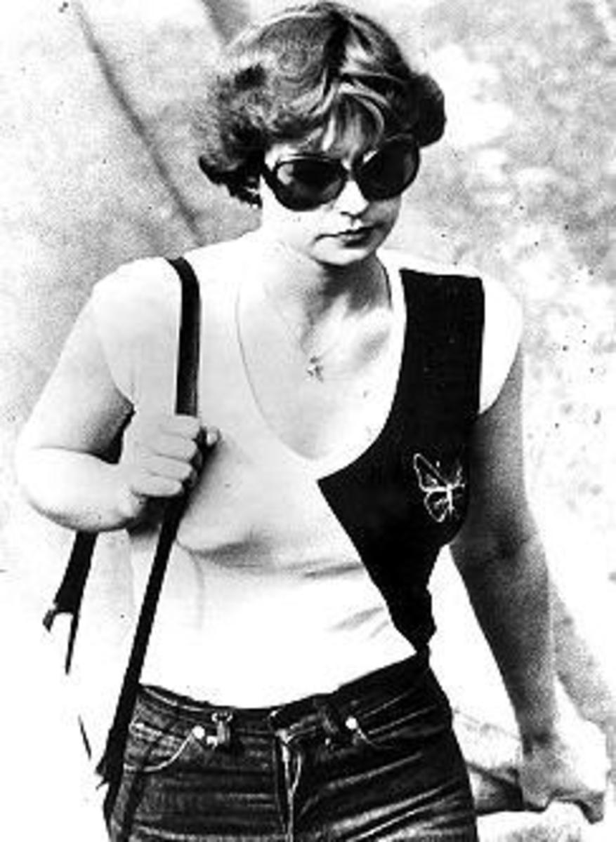 Mary Bell was a mere child when she committed her crimes but as a grown woman she is quite the beauty.