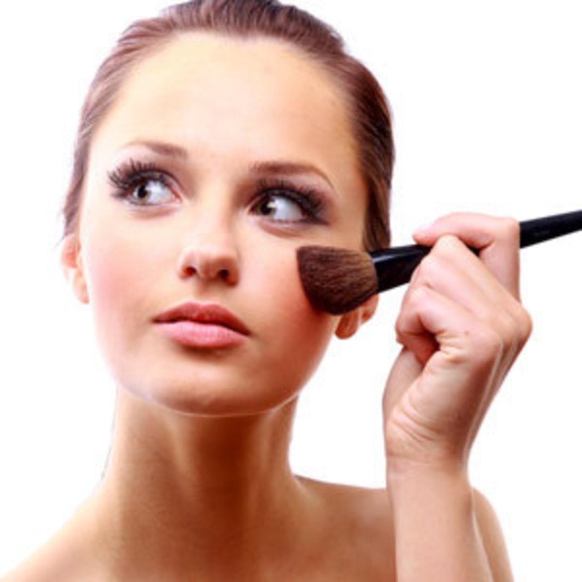 Apply Powder Primer to Protect Pores
