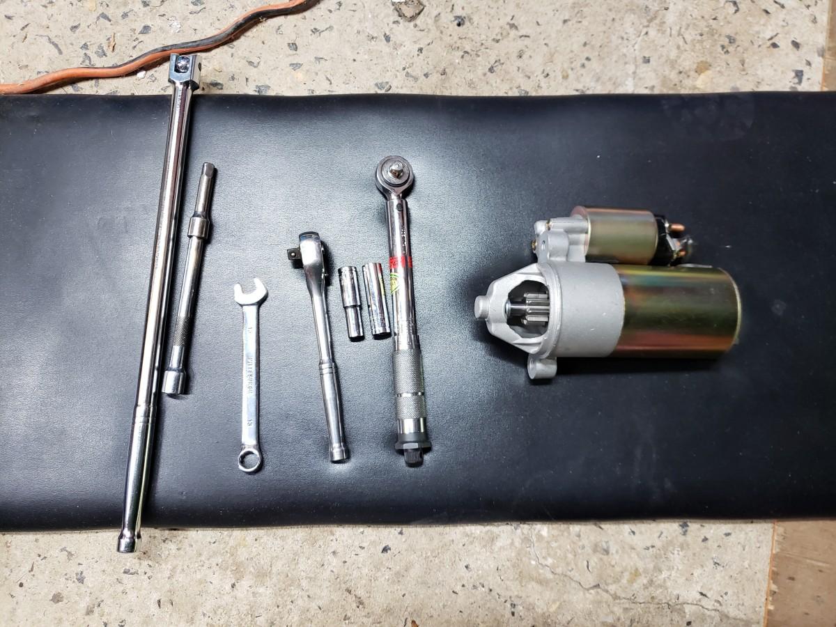 Minimum Tools Needed